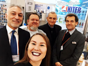 Kiter in CleanExpo Moscow 2018