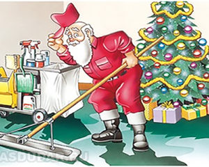 cristmas cleaning